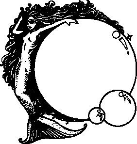 Mermaid_With_Bubbles_clip_art_medium