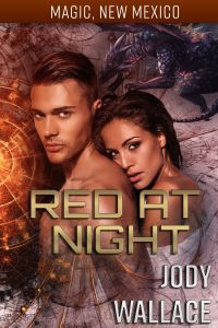 red at night by jody wallace