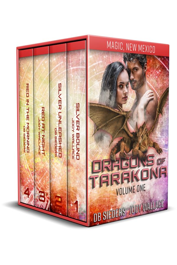 box set for dragons of tarakona 1